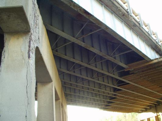 Akron-Cleveland Rd Bridge, 2003