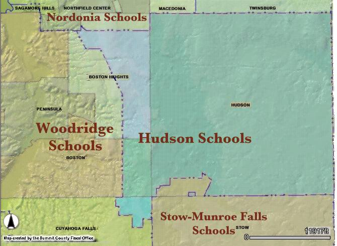 Hudson City Proposal To Change School District Boundaries